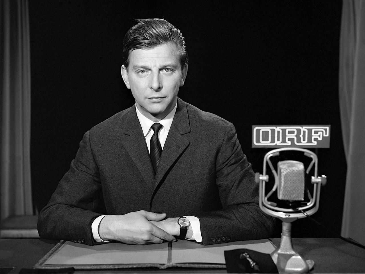 "ORF-Welterklärer"" Hugo Portisch ist tot - wien.ORF.at"