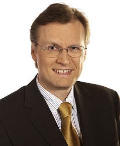 Chefredakteur Johannes Jetschgo