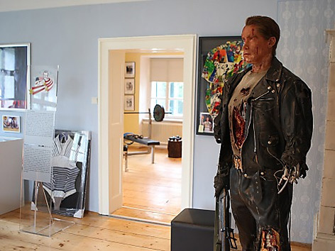 Schwarzenegger-Museum in Thal bei Graz.