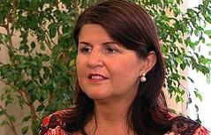 Landeshauptfrau Gabi Burgstaller, SPÖ