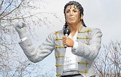 Jackson-Statue in London