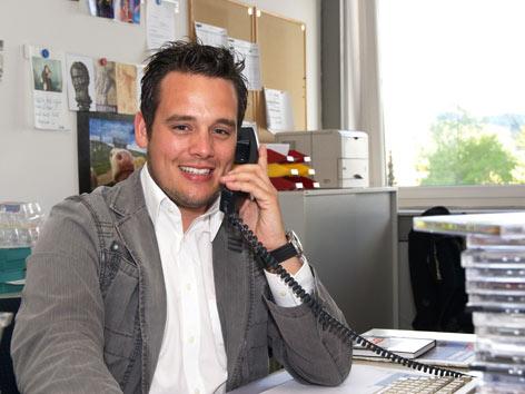 Michael Steuer Redakteur Treffpunkt Kärnten Kärnten heute Dabei
