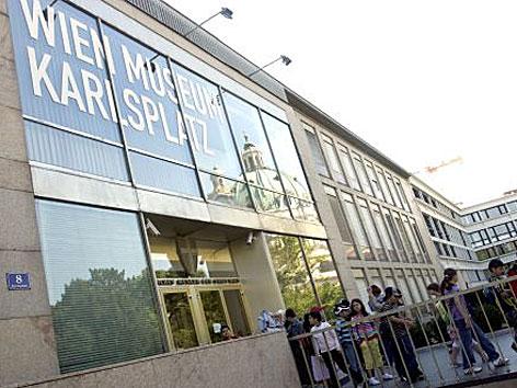 Wien-Museum am Karlsplatz außen