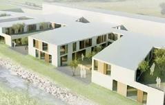 Modell Schubhaftzentrum Vordernberg