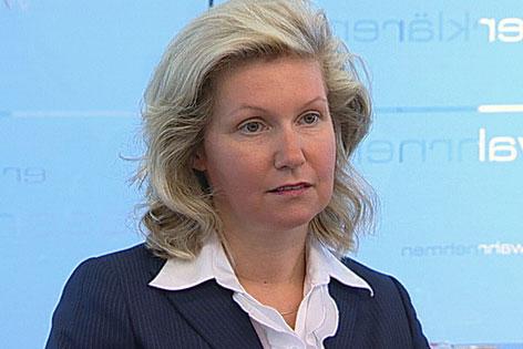 Kerstin Fink, Rektorin der Fachhochschule Salzburg