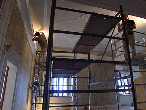 Schloss Strmol Renovierung