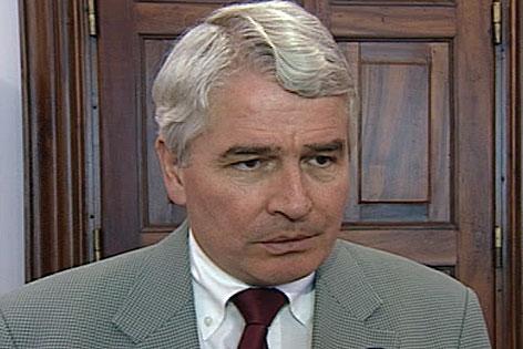 Heinrich Schmidinger, Rektor der Universität Salzburg