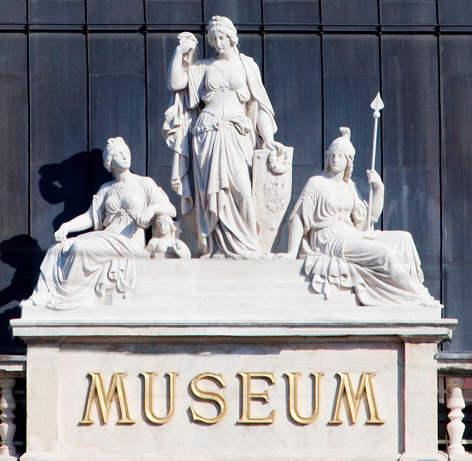 "Skulpturengruppe ""Tyrolia"""