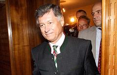 Steirischer FPÖ-Chef Gerhard Kurzmann
