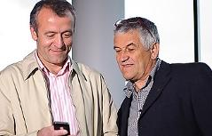 Michail Botwinow und Walter Mayer