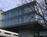 Krankenhaus Dornbirn von außen