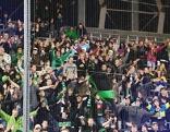 Tivoli Fans Nordtribüne