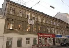 Haus in Westbahnstraße wieder besetzt