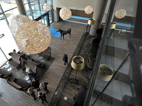Westbahnhof Bekommt Low Budget Hotel Wienorfat