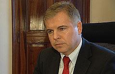 Polizeidirektor Alexander Gaisch