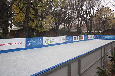 Eislaufplatz Altes AKH, Campus
