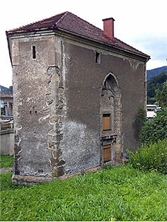 Heiligen Geist Kapelle Bruck