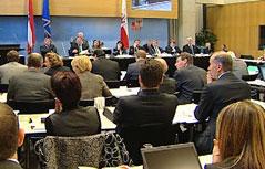 Landtag Tirol Debatte
