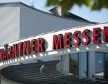 Eingangsportal Messe Klagenfurt