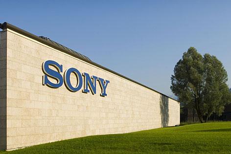 Das Sony-Werk in Anif bei Salzburg