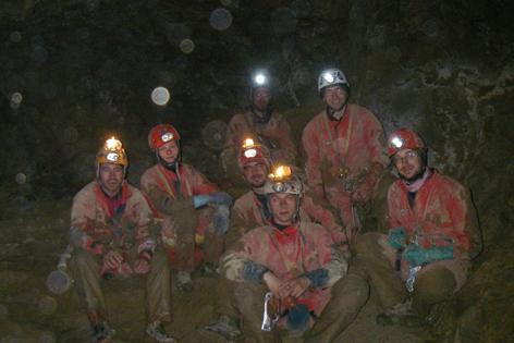 Höhlenexpedition