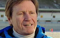 Werner Margreiter, Sportchef YOG