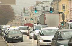 Graz Feinstaub Verkehr