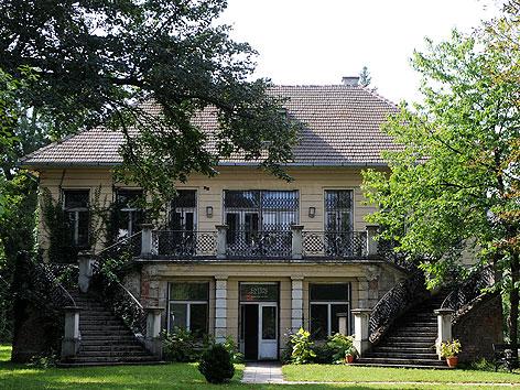 Klimt-Villa in Wien-Hietzing