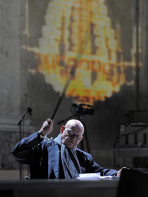 Ignaz Kirchner, Krieg und Frieden, Kasino