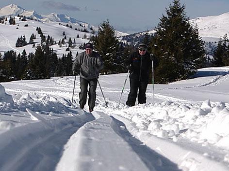 Skigebiet Verditz