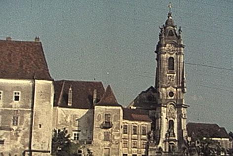 Turm Dürnstein: Einst Streitobjekt, jetzt Wahrzeichen - noe.ORF.at