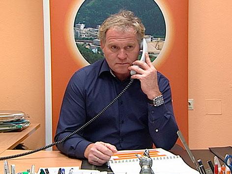 Mondi-Zentralbetriebsrat Wolfgang Knes