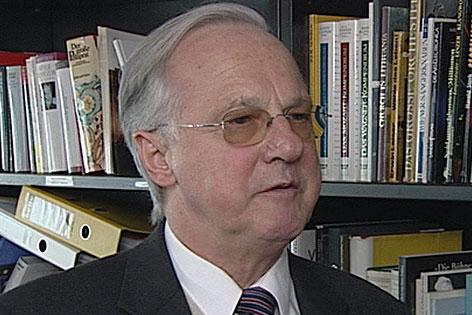 Peter Hofer, ehemaliger Salzburger Domprediger
