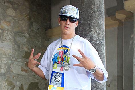 Rapper Money Boy