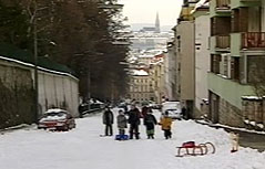 Rodelstraße Schwenkgasse