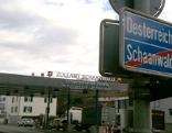 Grenze Schaanwald
