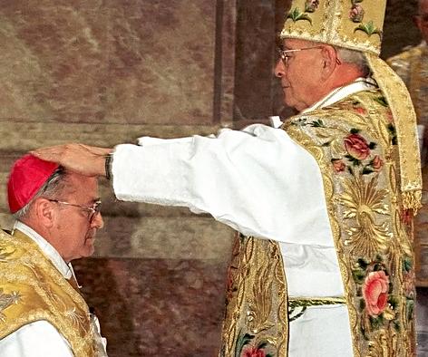 Bischof Reinhold Stecher weiht Alois Kothgasser zum Bischof
