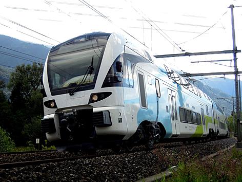 Start der Westbahn im Dezember 2011