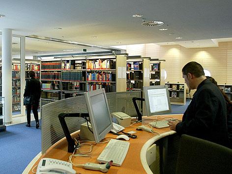 Zehn Prozent Mehr Leser In Büchereien Wienorfat