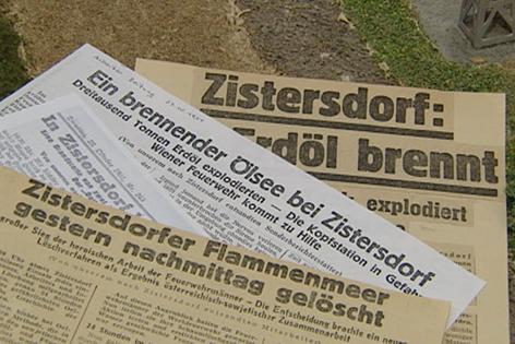 Zeitungsausschnitte 1951