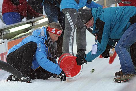 Paul Ausserleitner Schanze Bischofshofen Skispringen