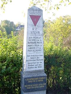 KZ-Denkmal in der Haagerstraße, Steyr-Münichholz