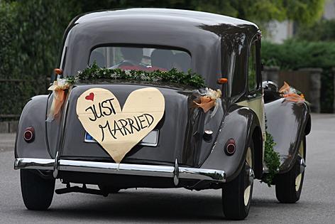 Hochzeitsmesse Wien - Auto
