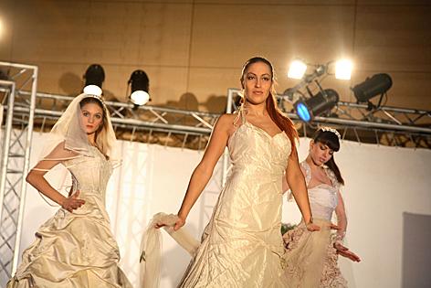 Hochzeitsmesse Wien - Modeschau