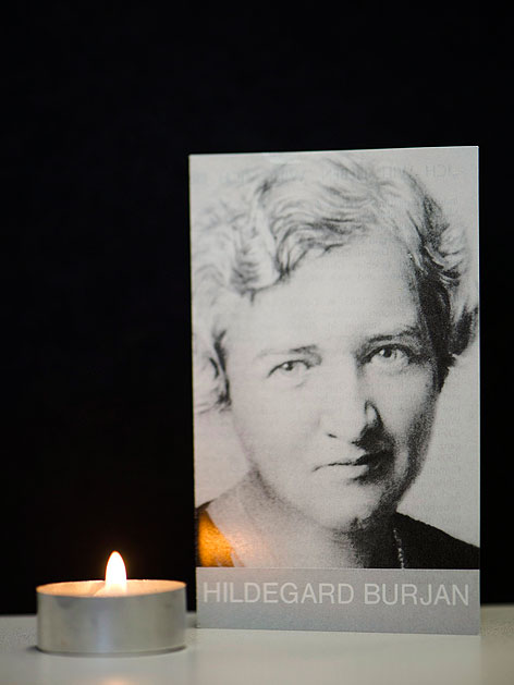 "Die Gründerin des Wiener Schwesterngemeinschaft ""Caritas Socialis"" (CS) Hildegard Burjan"