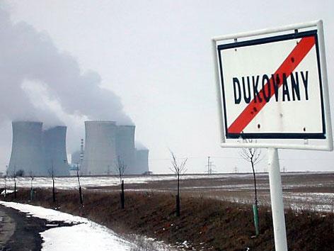 Atomkraftwerk Dukovany