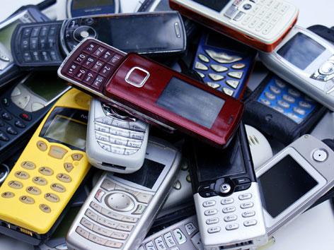Viele Handys, Sujetbild