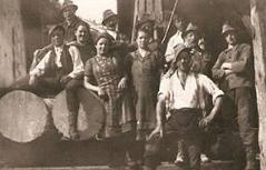 """""""Fremdarbeiter"""" im Pinzgau, Zwangsarbeit, Sklave, Nationalsozialismus, Nazi, Geschichte"""