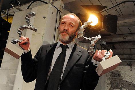 Karl Markovics beim Filmpreis 2012