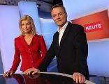 """Wien heute""-Moderatoren Elisabeth Vogel und Paul Tesarek"